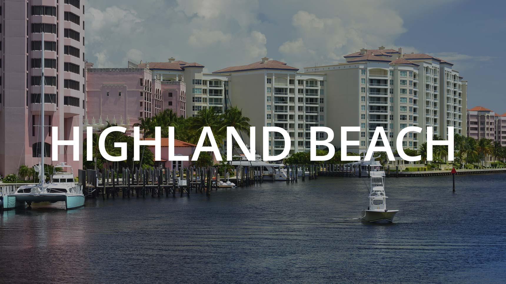Highland Beach FL